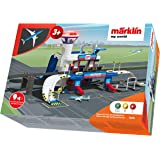 Märklin 72216 my world - Aanvulpakket Airport Station, modelspoorbaanset voor kinderen vanaf 3 jaar, licht- en geluidseffecte