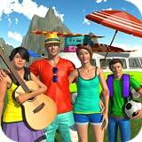 Happy Family Summer Holidays Adventure - Happy Family Game