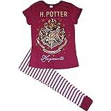 Pijama de Harry Potter para mujer, diseño de Hogwarts H Potter