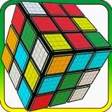3D Color Cube Magic Puzzle