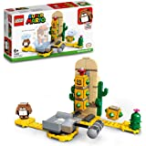 LEGO 71363 Super Mario Set de Expansión: Pokey del Desierto, Juguete de Construcción