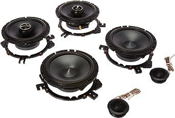 "Alpine Sps-610c 6.5"" 2 Way Pair of Component Car Speakers + Sps-610 6.5 x 2"