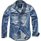 Brandit Homme Chemise Jeans Riley Denimshirt