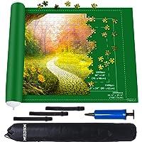 MOZOOSON Tapis Puzzle XXL 1000 1500 2000 Accessoires pour Puzzles, Tapis de Rangement pour Puzzle Adulte, Puzzle Roll up…