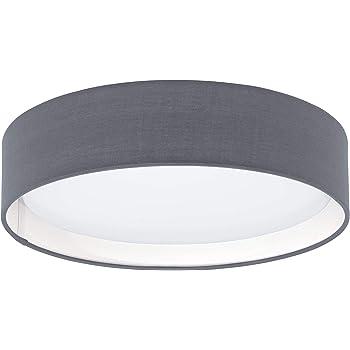 Nordlux Alba Led Adjustable Tilt Semi Flush Ceiling Light