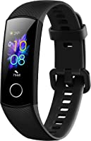 Honor Band 5 wasserdichter Bluetooth Fitness-/Aktivity-Tracker mit Herzfrequenzmesser, AMOLED-Farbdisplay, Touchscreen,...