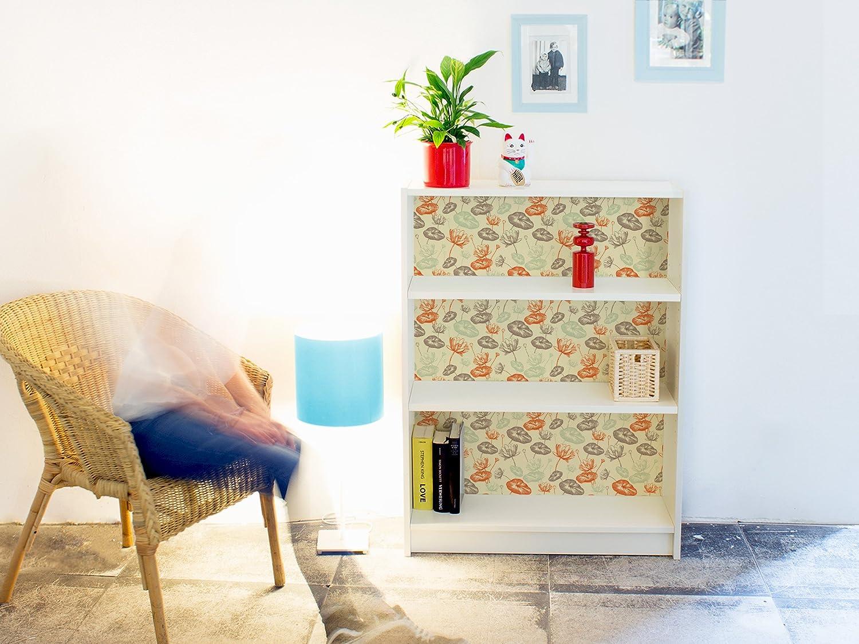 Amazon.de: YOURDEA - Klebefolie Möbel IKEA Billy Regal 100x80cm ...