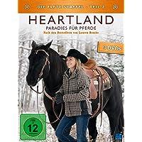 Heartland - Paradies für Pferde: Staffel 11.2 (Episode 10-18) [3 DVDs]