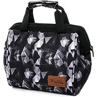 winmax Sac Isotherme Repas Portable Sac à Déjeuner Lunch Bag Box Sac Glacière pour Enfant Travail Pique-Nique Repas…
