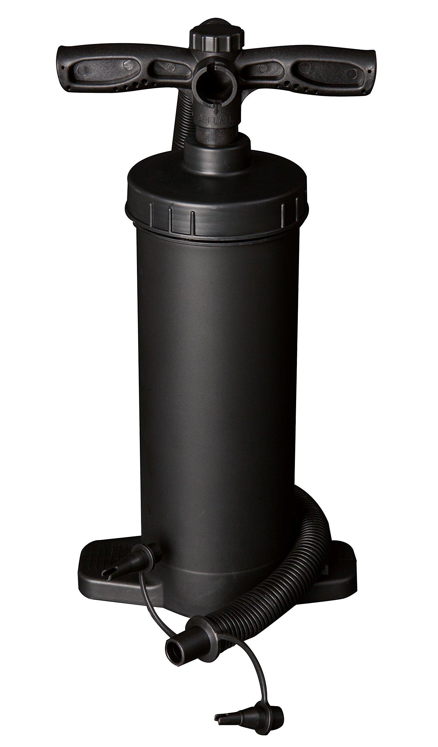 "Bestway 12"" Hammer Inflation Air Pump-Black, 12 Inch 4"