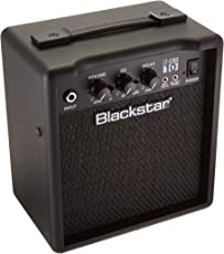 Blackstar LT Echo 10 10-Watt Practice Guitar Combo Amplifier, Black