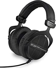 beyerdynamic DT 990 PRO Over-Ear Studio Monitor Headphones - Open-Back Stereo Construction, Wired (Certified Refurbished) 80