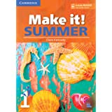 Make it! Summer Level 1 Student's Book with Reader and Online Audio [Lingua inglese]: Vol. 1