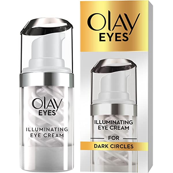 Olay Eyes Illuminating Eye Cream With Niacinamide For Dark Circles