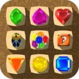 Jewel Drops - Match three puzzle