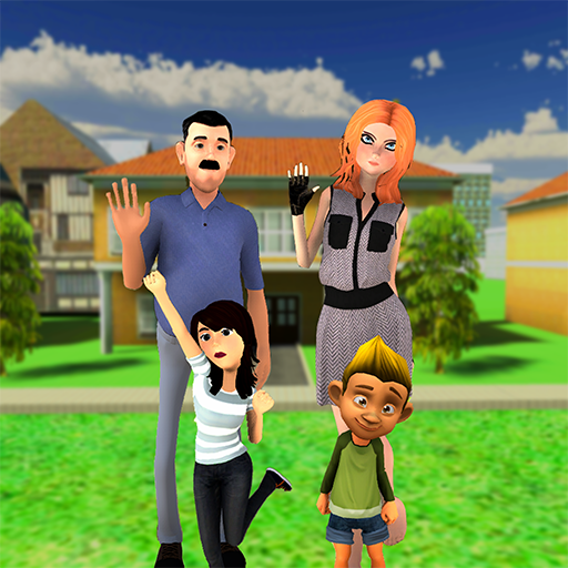 Papa Simulator 3d Spiele: Babypflege Moderne Familie (Abenteuer Rock)