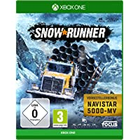 Snowrunner: Standard Edition USK/PEGI - Standard-Edition [Xbox One]