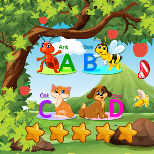 Learn English by Game For Kids - Animals Matching