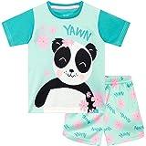Harry Bear Pijamas Corto para Niñas Panda
