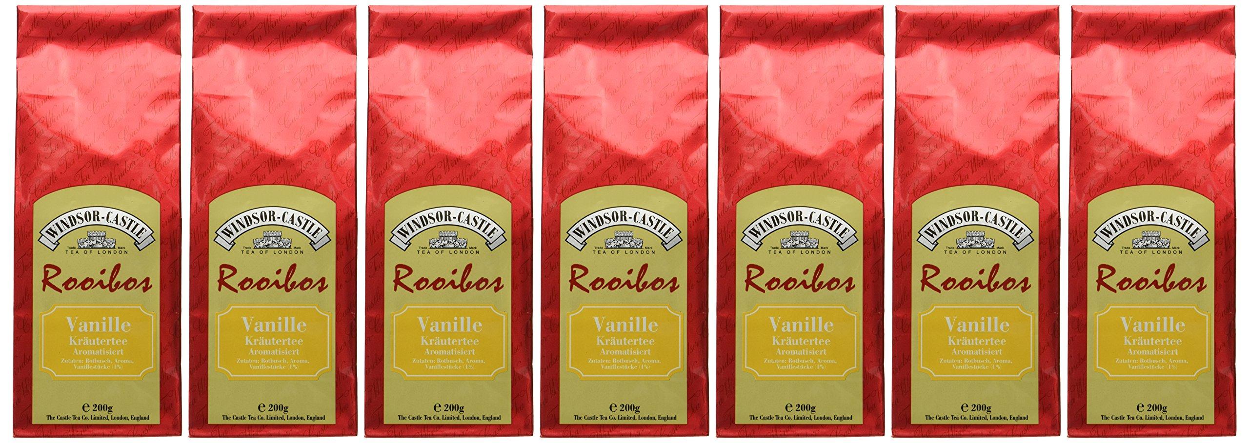 Windsor-Castle-Rooibos-Vanille-7er-Pack-7-x-237-g