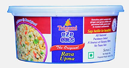 Triguni Eze Eats Rava Upma, 80grm