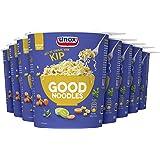 Unox Kip Good Noodles Cup een snelle snack voor de lekkere trek - 8 x 65 g