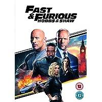 Fast & Furious Presents Hobbs & Shaw (DVD)…