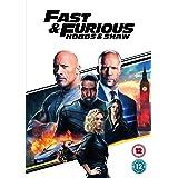 Fast & Furious Presents: Hobbs & Shaw [Edizione: Regno Unito] [DVD]