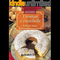 Crostate e ciambelle fatte in casa  I buoni sapori della nonna