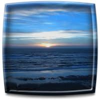 Sunset Seashore HD - Wallpaper & Themes