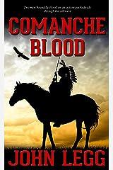 Comanche Blood Kindle Edition