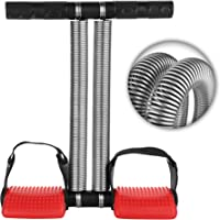 Oddish® Double Spring Tummy Trimmer for Men & Women, Waist Fat Buster, Abs Exercise & Body Toner Equipment for Home…