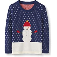 Moon and Back Holiday Sweater Infant-and-Toddler-Sweaters Mixte bébé