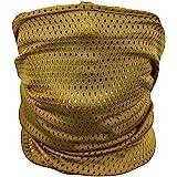 QMFIVE Sciarpa tattica a camuffamento, uomini e donne Uomo e donna multifunzione a forma di arricciamento a forma di capo