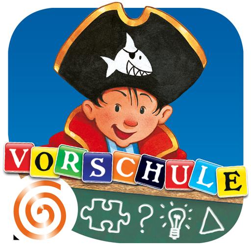Lernerfolg Vorschule - Capt'n Sharky: Logik- und Konzentrationsspiele für Kinder - Suchen Aufmerksamkeit Kinder