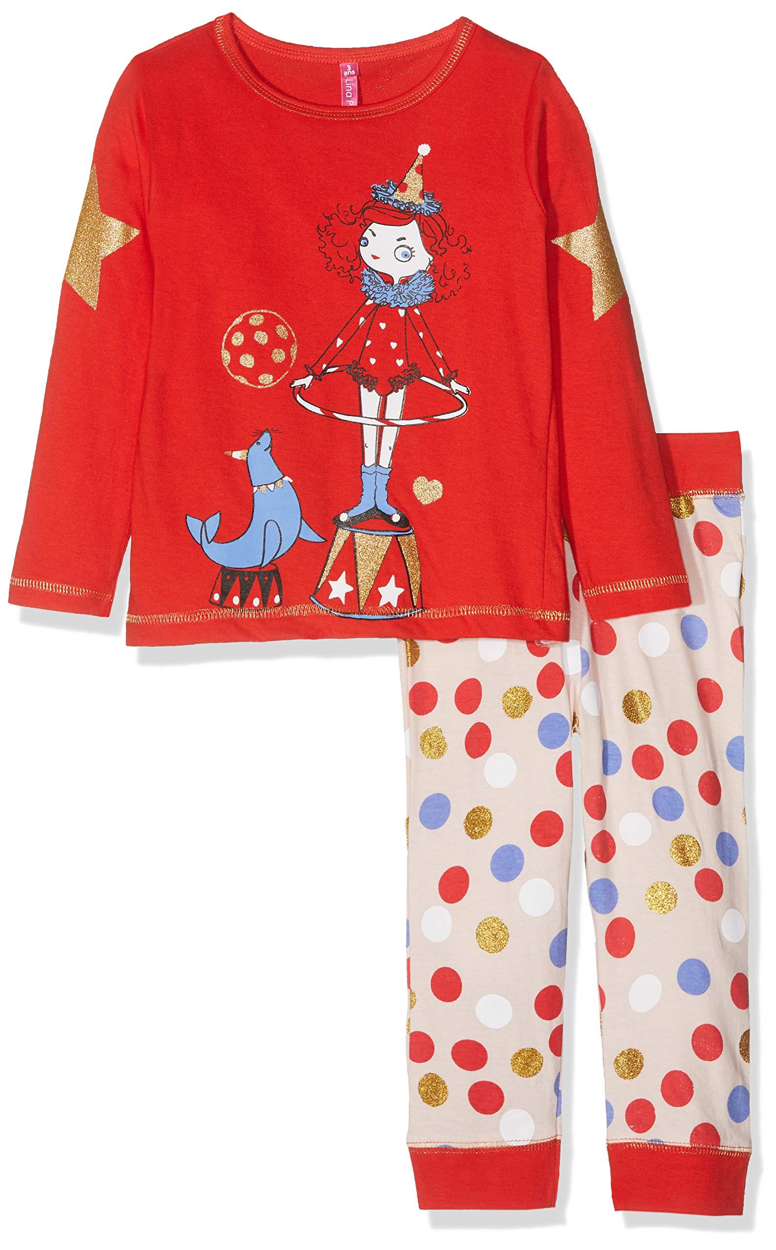 Lina Pink Pijama para Bebés 1