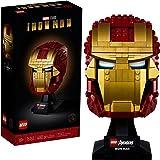 LEGO Marvel Avengers Iron Man helm 76165 bouwset van Iron Man masker van LEGO stenen om neer te zetten voor volwassen Marvel