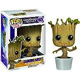 Figurine Pop ! Marvel 65 - Les Gardiens de la Galaxie - Bobble-Head Dancing Groot