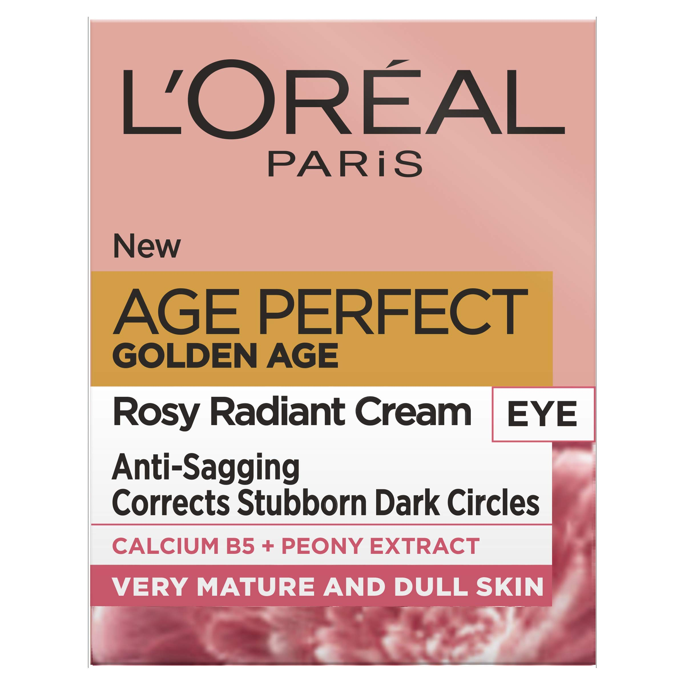 Crema antiedad L'Oreal Paris Age Perfect Golden Age