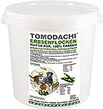 Tomodachi Erbsenflocken Nagerfutter, Nagersnack, Kaninchen, Naturprodukt, Ergänzungsfutter Verdauung, Stoffwechsel, Immunsystem, Proteine, Mineralien, Schonkost, kalorienarm, Erbsenflocken 2kg