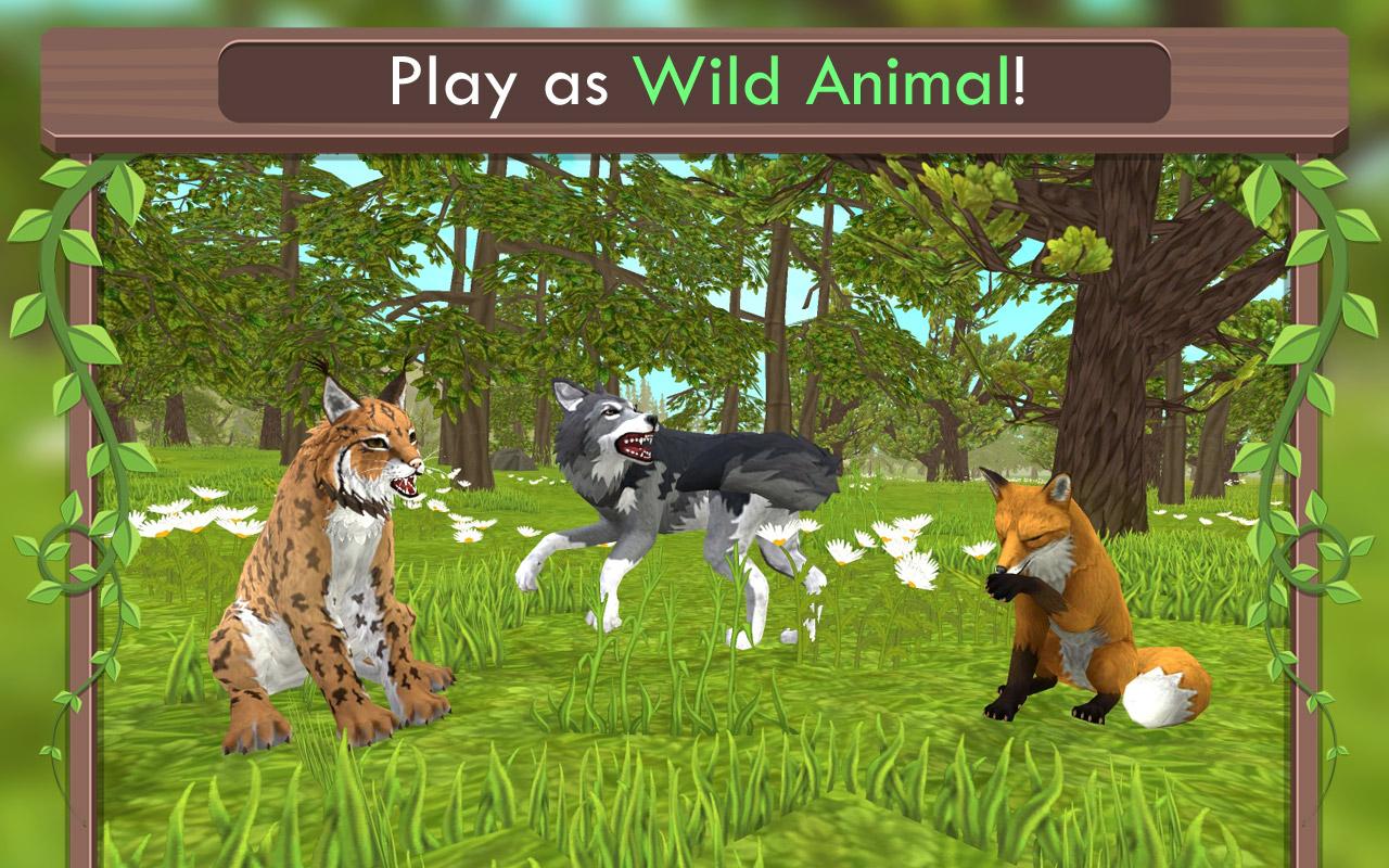 wildcraft animal sim 3d amazon