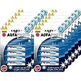 48 Batterie Alkaline AA Agfa Photo