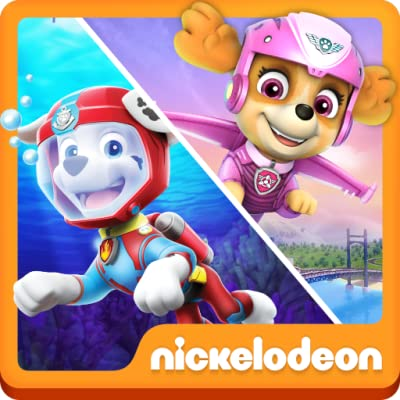 PAW Patrol Air and Sea por Nickelodeon