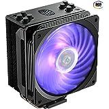Cooler Master | Hyper 212 RGB Black Edition CPU Luftkühler Prozessorlüfter für Intel und AMD