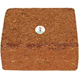 Kraft Seeds Gate Garden Cocopeat Block, Agropeat Block - Expands Up to 25 litres of Coco Peat Powder for All Seeds and…