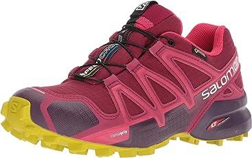 Salomon Damen Speedcross 4 GTX Trailrunning-Schuhe,