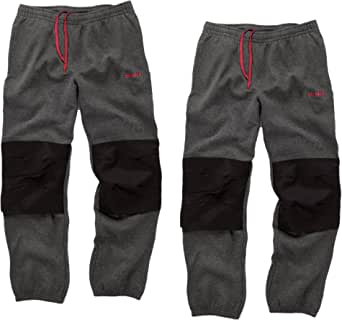 mad4tools Scruffs Vintage Twin Pack Jogger Bottoms