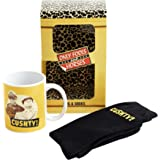 Beams International Only Fools and Horses Mugs for Men, Black/Yellow, One Size