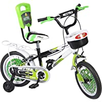 Speed bird Cycle Industries 14-T NEXTRA with Back Carrier Kid Bicycle Baby Cycle for Boys and Girls, for 3-6 Years…
