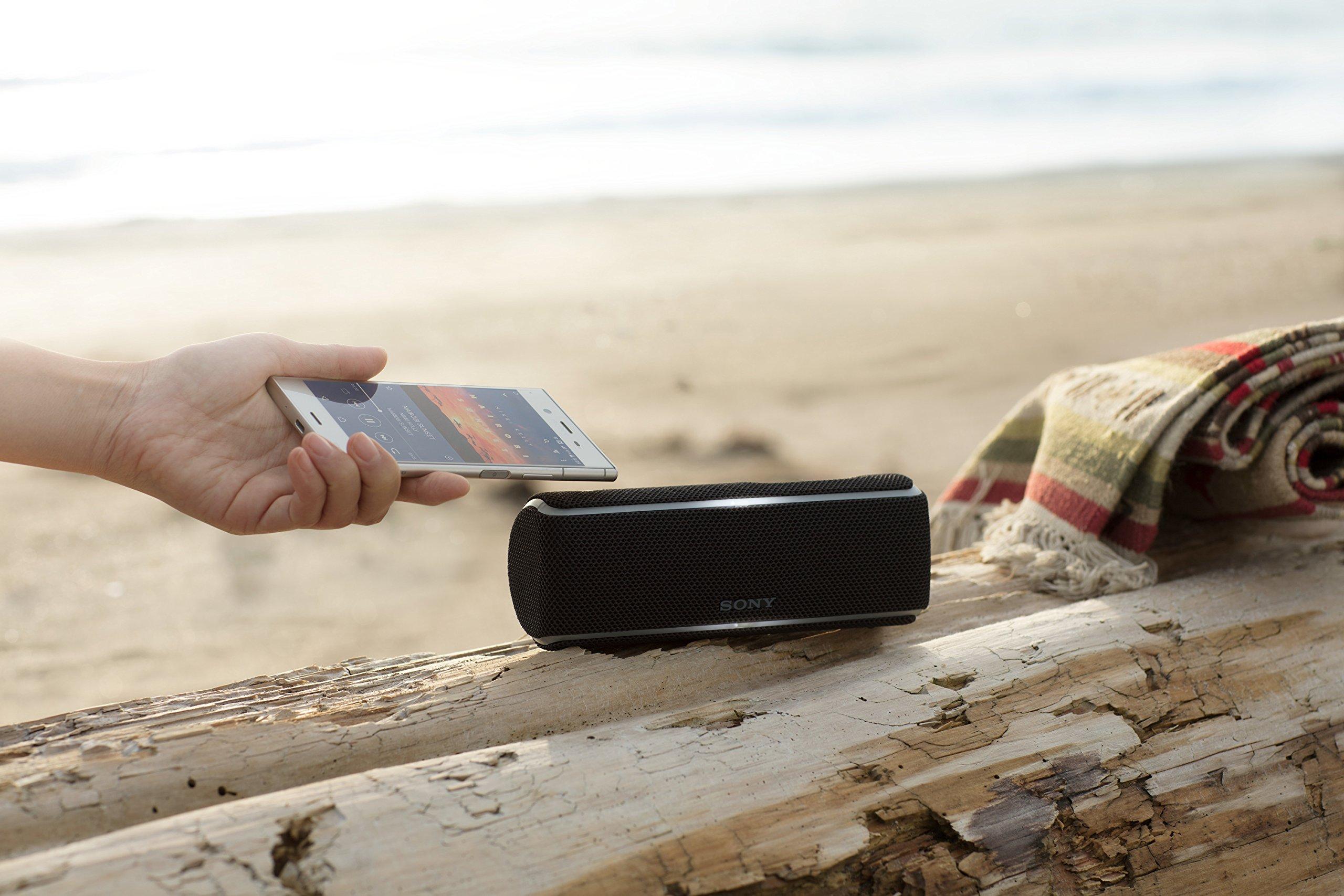 Sony Portable Wireless Waterproof Speaker 8